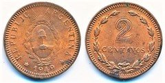 moneda argentina 2 centavos mas buscada