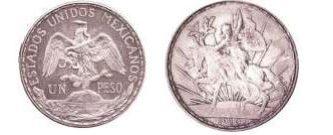 monedas antiguas estados unidos mexico