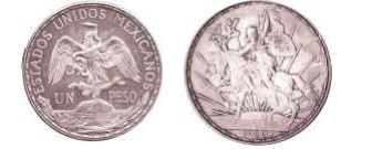monedas mexicanas antiguas