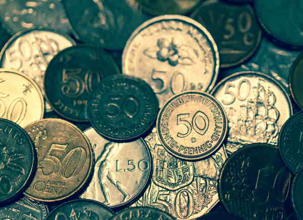 colecionista de moneda