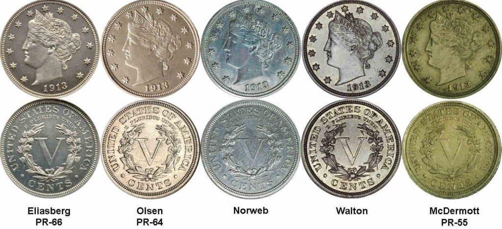 monedas americanas de coleccion