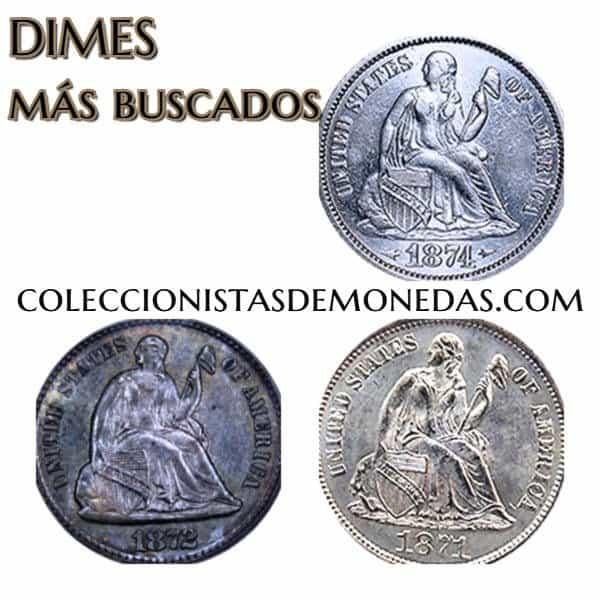 precio de las monedas antiguas de estados unidos