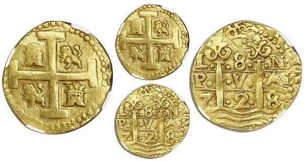 moneda macuquina valor
