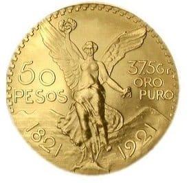 precio de centenario de oro