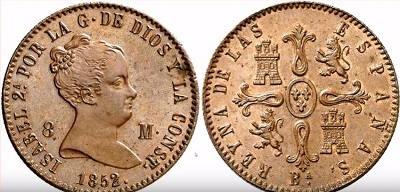 monedas oro españa