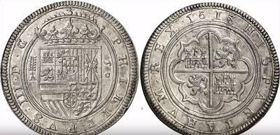 monedas españolas caras
