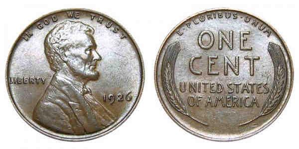 lista de monedas de un centavo valiosas