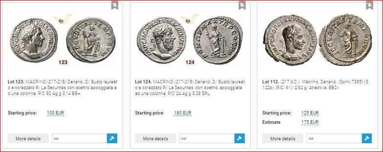 monedas antiguas de plata valor