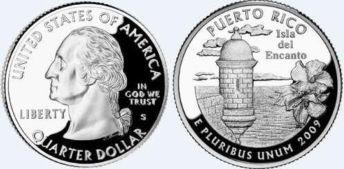 moneda de puerto rico