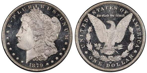 1921 silver dollar