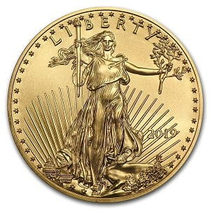 gold coin 1 oz