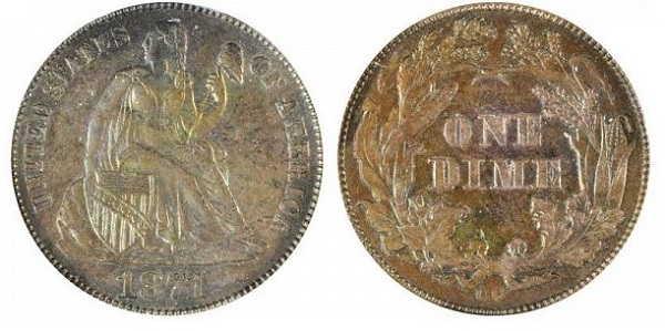 10 centavos coin