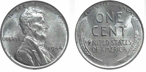 valor wheat pennies