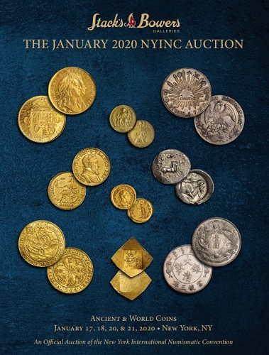 subastas de monedas de oro
